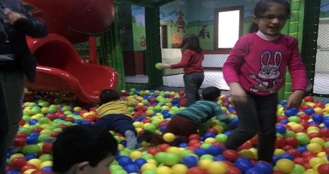 Önce Muayene Sonra Oyun Parkı