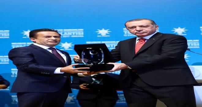 Tuzla Belediyesi'nin Hizmetleri Ödüllerle Taçlandırılıyor