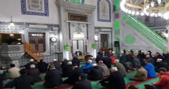 Ümraniye'de Kuran-ı Kerim Ziyafeti ve Dua Programı Gerçekleşti