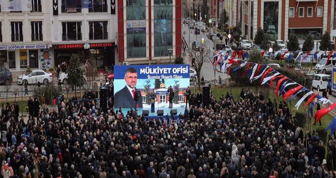 Sultanbeyli Belediyesi Mülkiyet Ofisi Coşkulu Bir Katılımla Açıldı