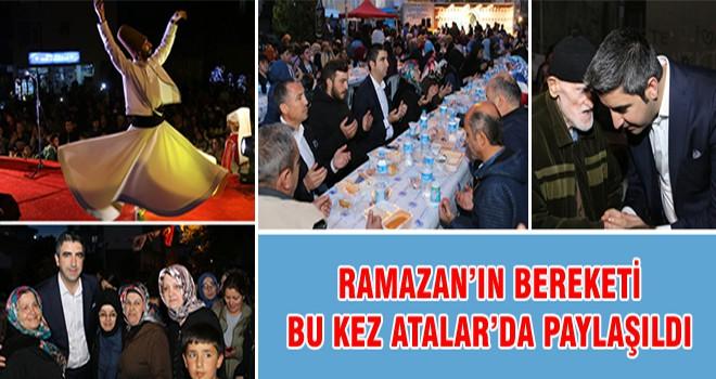 Ramazan'ın Bereketi Bu Kez Atalar'da Paylaşıldı