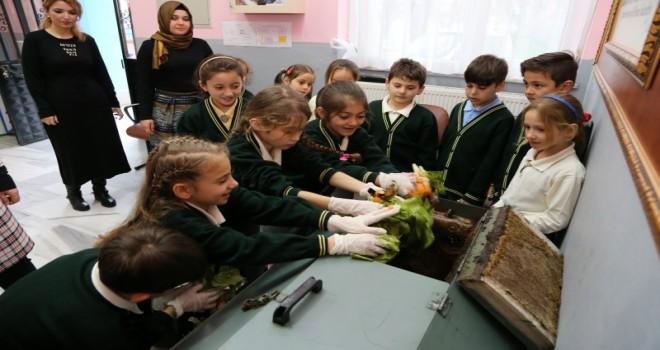 Beykoz'un Okulları Yine Yeşil