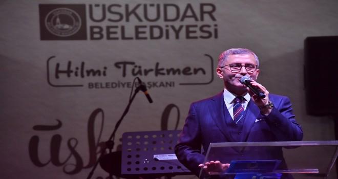 ÜSKÜDAR'DA KÜLTÜR SANAT SEZONU BAŞLADI