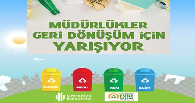 En Çevreci Belediye'den En Örnek Yarışma!