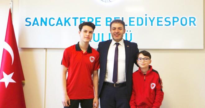 Sancaktepe'de Yetişen Genç Sporcu, Fenerbahçe'ye Transfer Oldu
