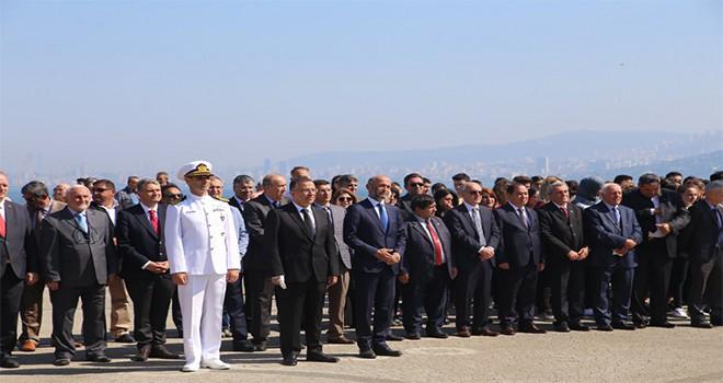 19 Mayıs Atatürk'ü Anma Gençlik Ve Spor Bayramı Resmi Töreni Yapıldı