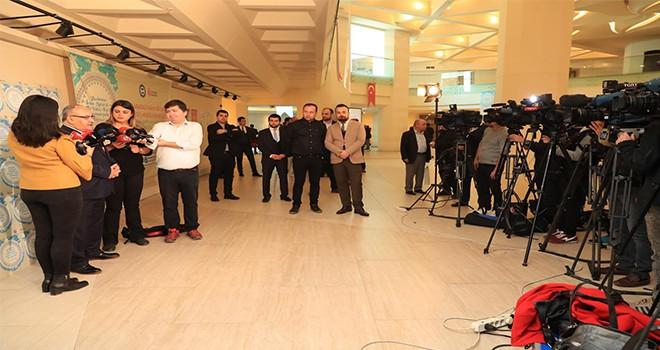 Başkan Hasan Can'dan 10 Ocak Çalışan Gazeteciler Günü Tebrik Mesajı