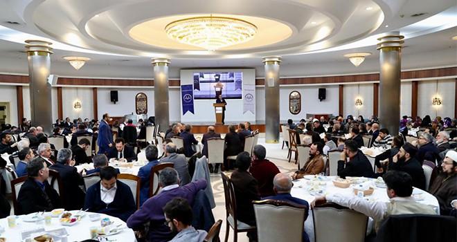 Başkan Hasan Can İlçedeki Cami İmam Hatipleri ve Kuran Kursu Hocalarıyla Bir Araya Geldi