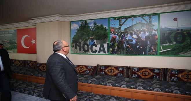 Başkan Hasan Can, Çankırılılarla Bir Araya Geldi