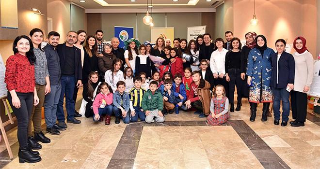 Tuzla Belediyesi Bilgi Evleri, Dünya Kadın Hakları Günü'nde Bilim Kadınları Sergisi Düzenledi