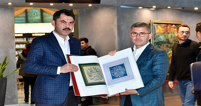 Çevre Ve Şehircilik Bakanı Murat Kurum Üsküdar'da Önemli Ziyaretlerde Bulundu
