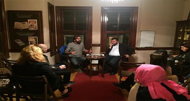 Ramazan Sohbetleri'nde Üstad Necip Fazıl Anıldı