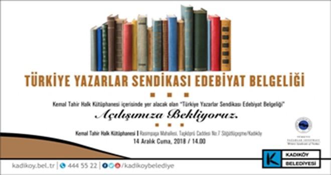 Nazım Hikmet'ten Cemal Süreya'ya Yazarlar Kadıköy'de