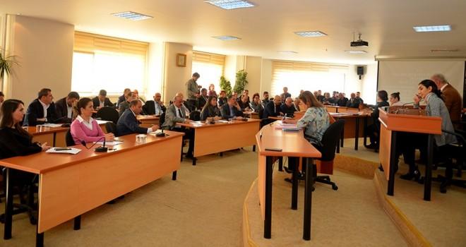 Belediye meclisinden Kudüs için ortak bildiri