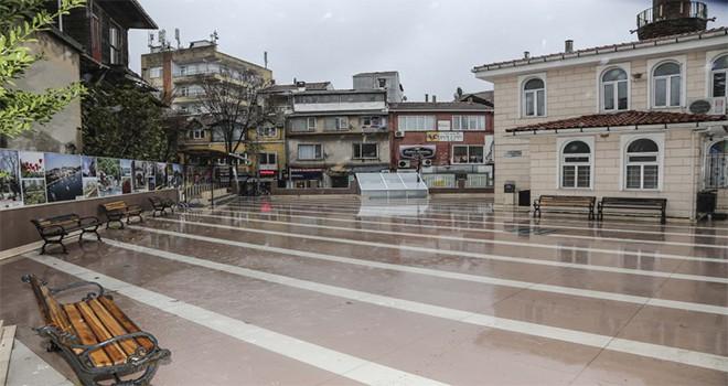 Yalıköy ve Çubuklu Cami'ne Çevre Düzenlemesi