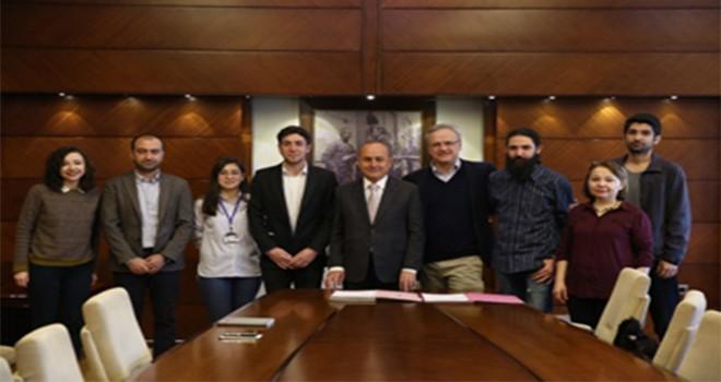 Kadıköy Belediyesi ve TMMOB BMO Protokol İmzaladı