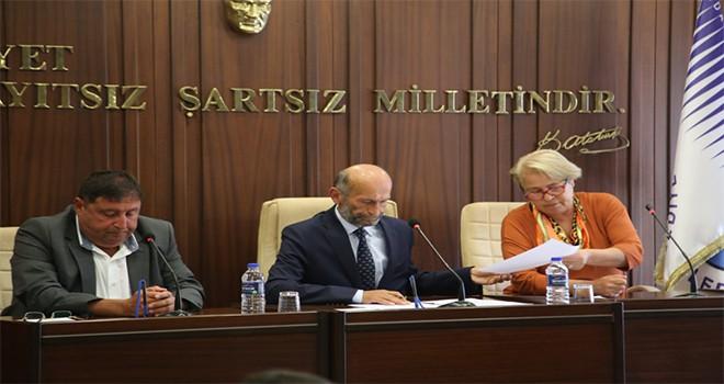 Haziran Ayı Meclis Toplantılarının 2. Birleşimi Yapıldı