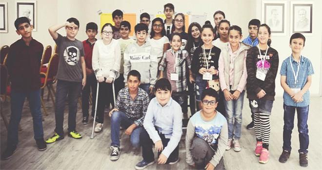 Çocuklar Kent Yönetiminde Söz Sahibi