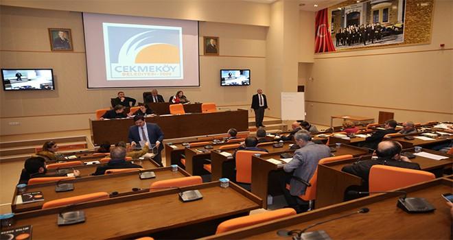 Yılın İlk Meclisi