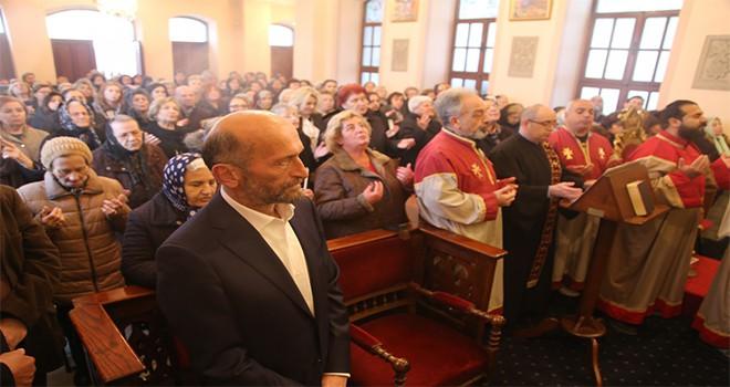 Belediye Başkanımız Erdem Gül Ermeni Dostlarımızla Bir Arada