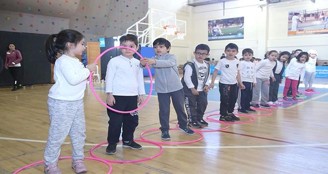 Ümraniye Belediyesi 6. Geleneksel Fiziksel Etkinlikler Müsabakaları Başladı