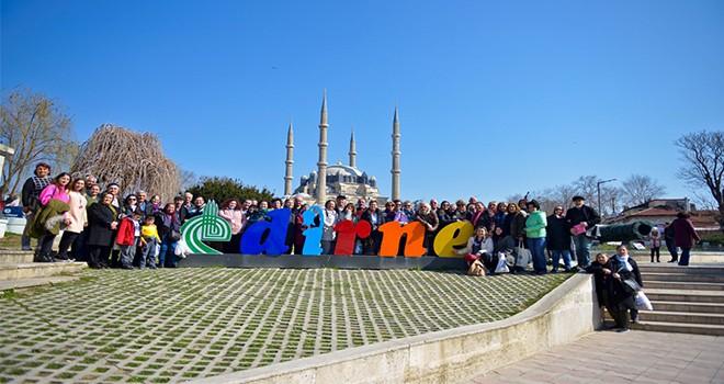 Maltepe'den Edirne'ye çıkarma