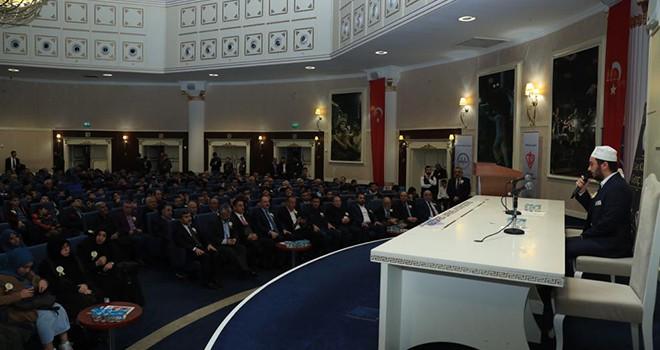 Ümraniye'de Mevlid-i Nebi Özel Programı Gerçekleşti