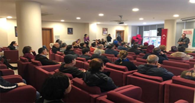 Velilerle Toplantı Yapıldı