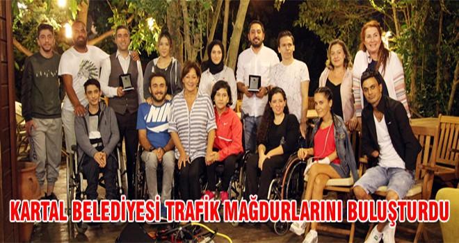 Kartal Belediyesi Trafik Mağdurlarını Buluşturdu