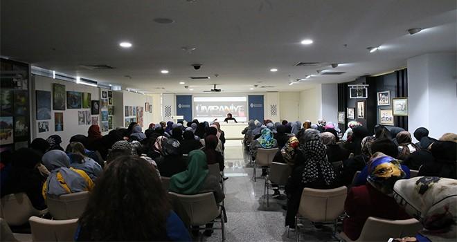Akademi Nisa'nın Bu Haftaki Konuğu Gazeteci-Yazar Av. Sibel Eraslan Oldu