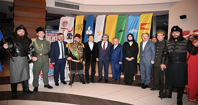 Tuzla'dan Anadolu'ya Kültürler Buluşmasında Bilecikliler Tek Yürek Oldu