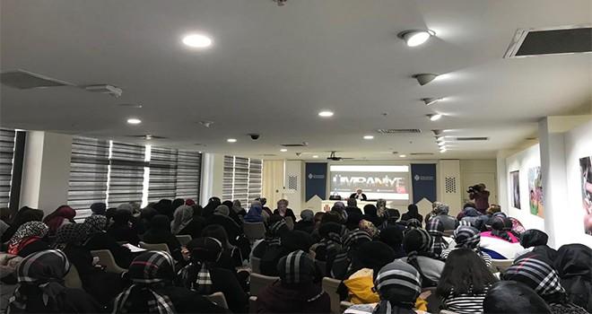 Akademi Nisa'nın Bu Haftaki Konuğu Emine Beder Oldu