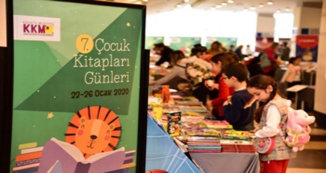 Çocuk Kitap Günleri Kadıköy'de Başladı