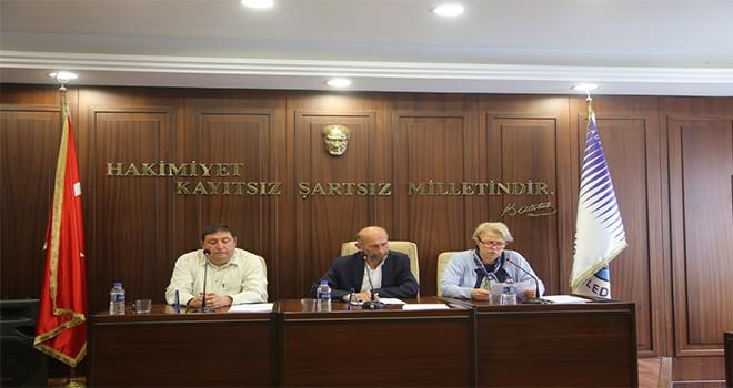 Nisan Ayı Meclis Toplantılarının 2. Birleşimi Gerçekleştirildi