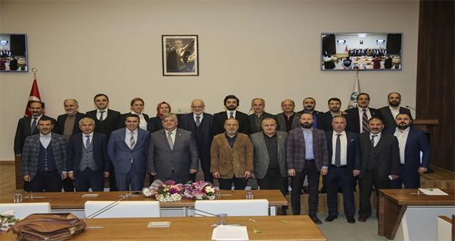 Beykoz Belediye Meclisi 7. Dönemin Son Toplantısını Yaptı