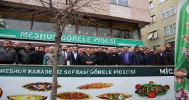Başkan Hasan Can İstiklal Mahallesi Bölge Esnafı İle Bir Araya Geldi