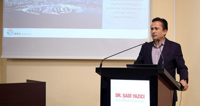 Tuzla Belediyesi'nin 2018 Yılı Faaliyet Raporu Kabul Edildi