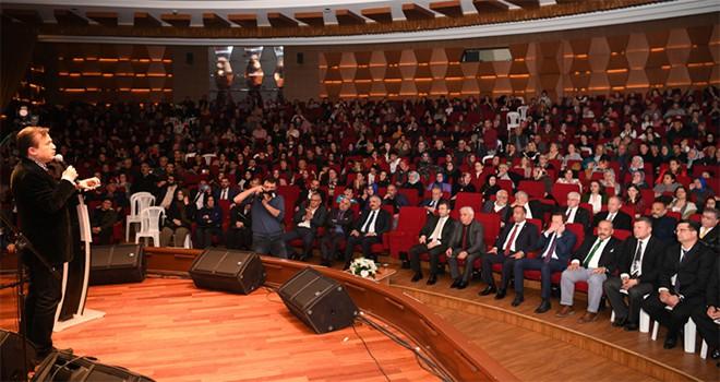 Tuzla'dan Anadolu'ya Manav Türkleri Gecesi, 7 Asırlık Kültüre Ev Sahipliği Yaptı