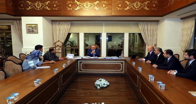 Oryantring Federasyonu ile protokol imzalandı