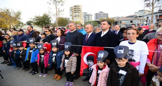 Binler Atatürk İçin El Ele Verdi