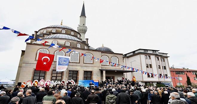 Ahmet Çetinsaya Camii Açılışı Gerçekleştirildi