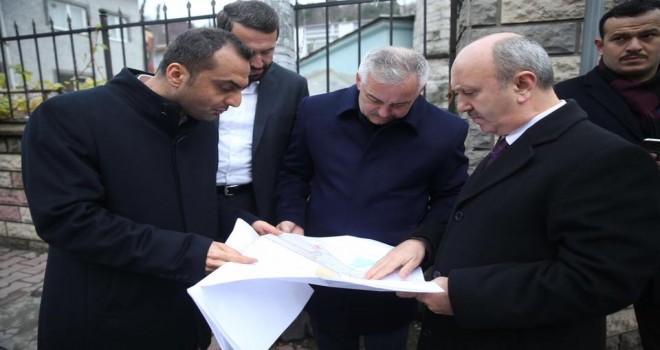 İslambey'de park sorunu çözülecek