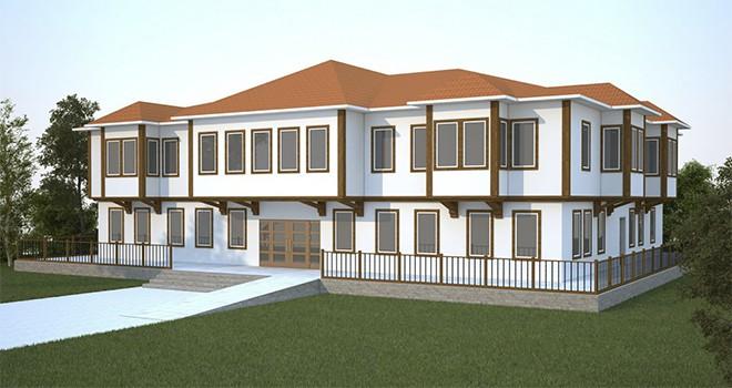 Köy Konağı Mimarisinde Yeni Kültür Merkezi