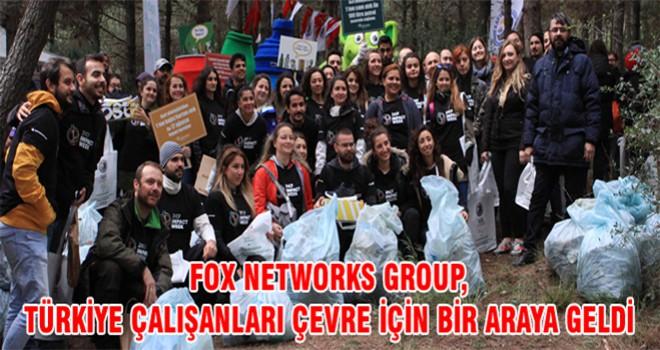 Fox Networks Group,Türkiye Çalışanları Çevre İçin Bir Araya Geldi