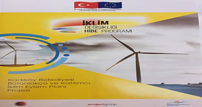 Kadıköy Belediyesi'ne Ab'den Destek