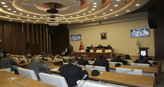 Beykoz Belediyesi Mart Meclisi'nde Yeşilay'a Destek