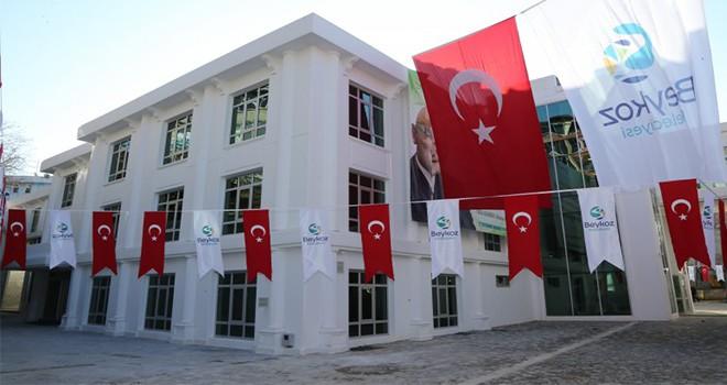 Beykoz Belediyesi Meclisi ve Hizmet Binası Törenle Açıldı