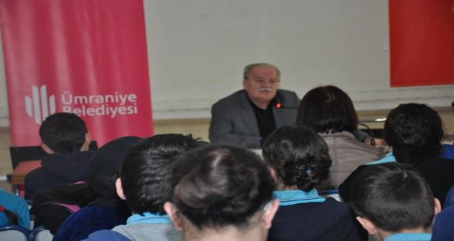 Eğitimci-Yazar Dursun Ali Taşçı, Ümraniyeli Öğrencilerle Bir Araya Geldi