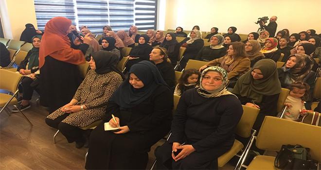 Akademi Nisa'nın Bu Haftaki Konuğu Aile Danışmanı Saliha Erdim Oldu