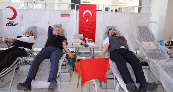 Kan Bağışı Hayat Kurtarır